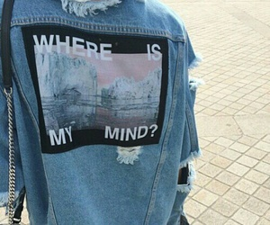 grunge, tumblr, and denim image