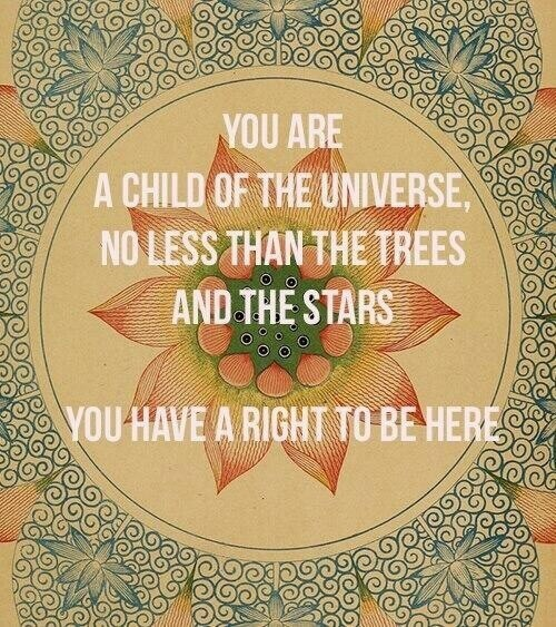 quotes, universe, and child image
