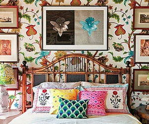 beautiful, bedroom, and colours image