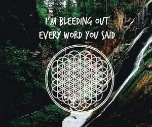 bmth, bring me the horizon, and sempiternal image