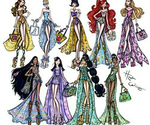 princess, hayden williams, and art image