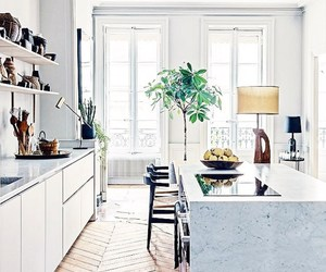 home tour, modern eclectic, and french home tour image
