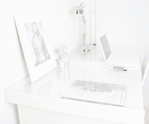 beautiful, lamp, and white image