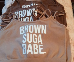 brown, babe, and beige image