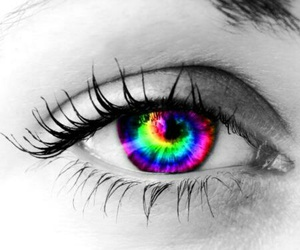 color, eye, and pretty image