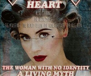 singer, marinaandthediamonds, and electraheart image