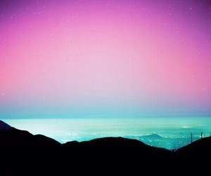 sky, color, and grunge image