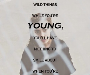 wild, young, and old image