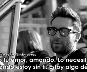 amor, frases, and maroon 5 image