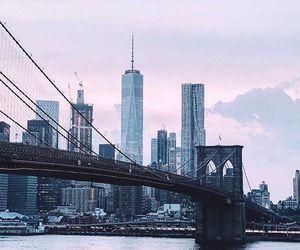 city, buildings, and skyscraper image