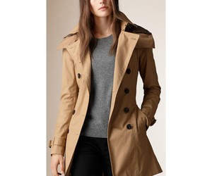 coat, fashion, and style coat image