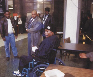 ghetto, tupac, and tupac shakur image