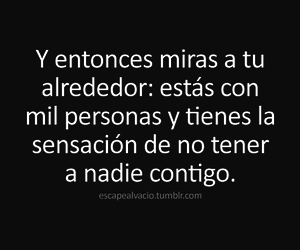 frases, loneliness, and people image