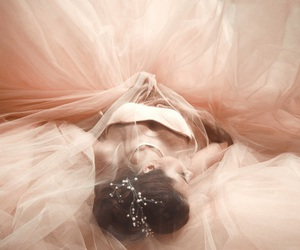 bouquet, bridal, and elegant image