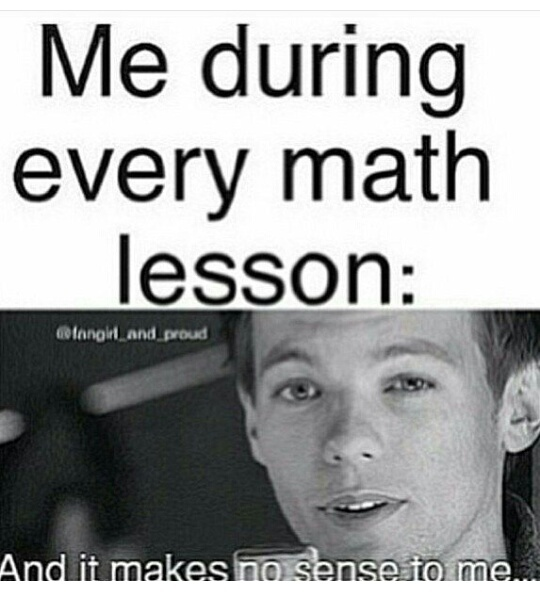 one direction, louis tomlinson, and math image