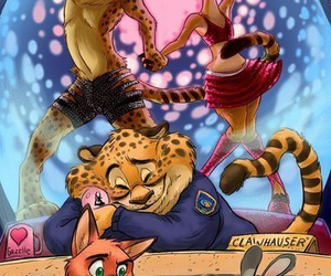 dance, funny, and zootopia image