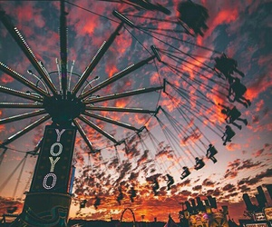 adrenalin, color, and sky image