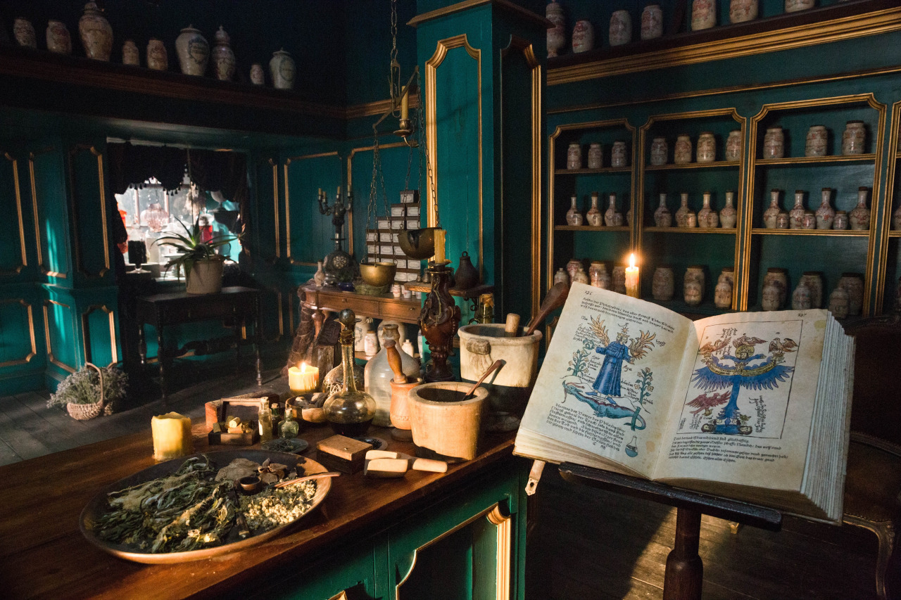 alchemy, magic, and shop image