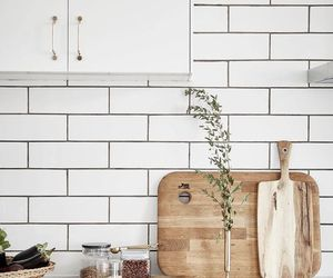 inspiration, interiors, and kitchen image