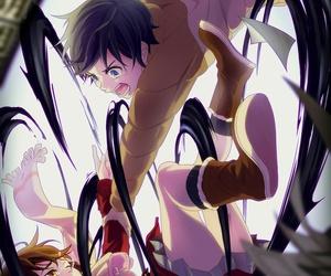 boku dake ga inai machi, anime, and erased image
