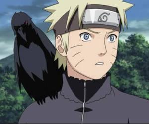 anime, naruto, and raven image