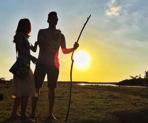 sunset and kathniel image