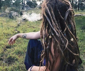 dreads and dreadlocks image