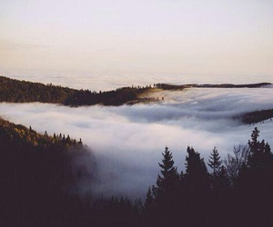nature, clouds, and landscape image