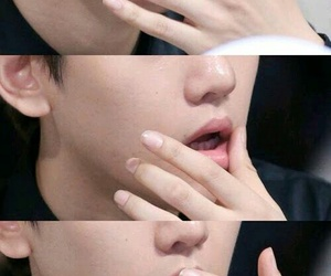 exo, kpop, and hands image