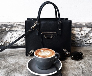 bags, coffee, and cool image