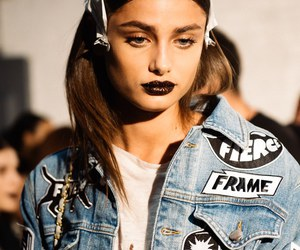 fashion, taylor hill, and model image