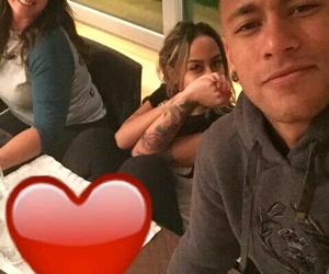 neymar and rafaella image