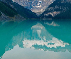 water, mountains, and nature image