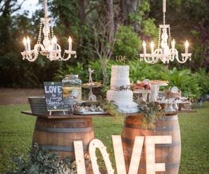 bar and wedding image
