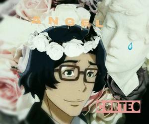 anime, corteo, and 91days image