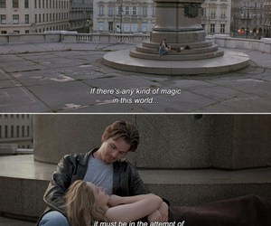 love, movie, and magic image