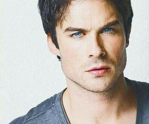 ian somerhalder, tvd, and Hot image
