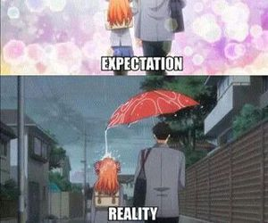 anime, reality, and gekkan shoujo nozaki-kun image