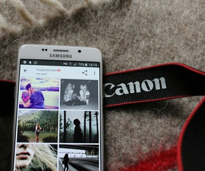 canon, photography, and samsung image