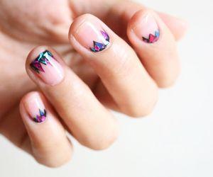 fashion, nails, and nails art image