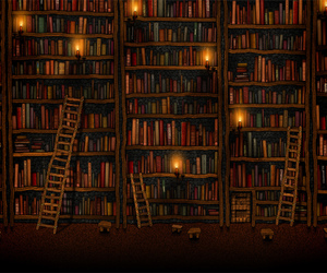 book, books, and geek image