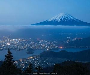 japan, mountain, and photo image