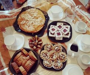 Algeria and cake image