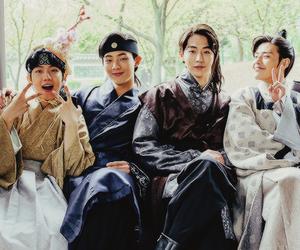 boys, korea, and baekhyun image