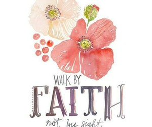 beautiful, faith, and quote image