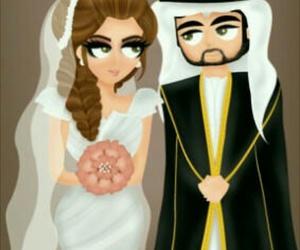 arab, girl, and make up image