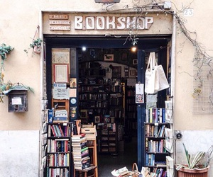 book and bookshop image