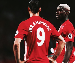manchester united and pogba image