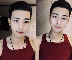 handsome, kpop, and ulzzang boy image