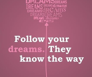 beautiful, dreams, and inspiration image